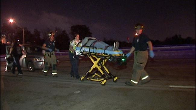 Running Out Of Gas Leads To Tulsa Injury Wreck