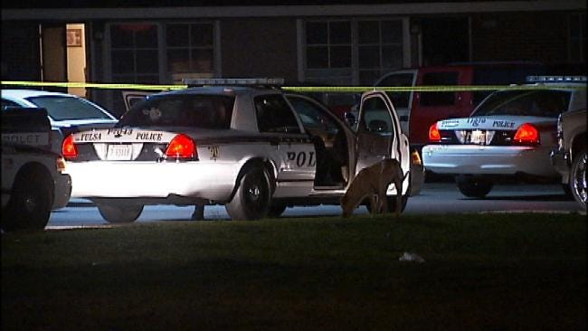 Tulsa Man Shot In Chest At Parkview Terrace Apartments