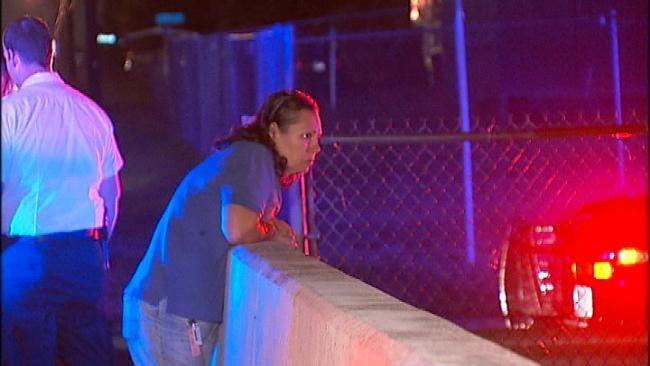 Search Resumes For Tulsa Teen Swept Away In Rain-Swollen Creek