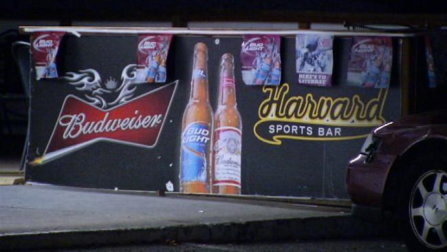 Bouncer Stabbed In Back At Tulsa Sports Bar