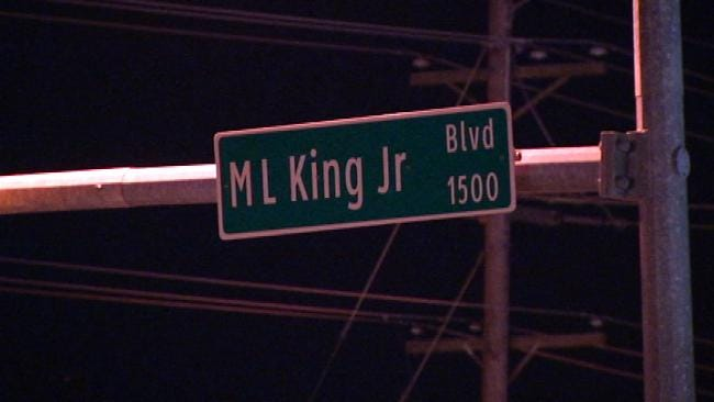 Tulsa's North Cincinnati Avenue Officially Re-Named After Civil Rights Leader