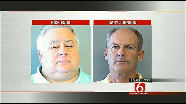Former Skiatook Superintendent, Supplier Charged With Conspiracy