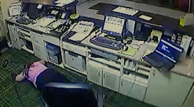 Tulsa Hotel Robbery Victim Recalls Terrifying Experience