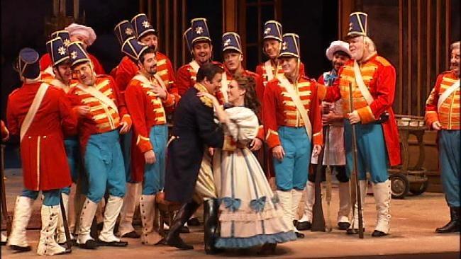 Tulsa Students See Special Matinee Performance At Opera