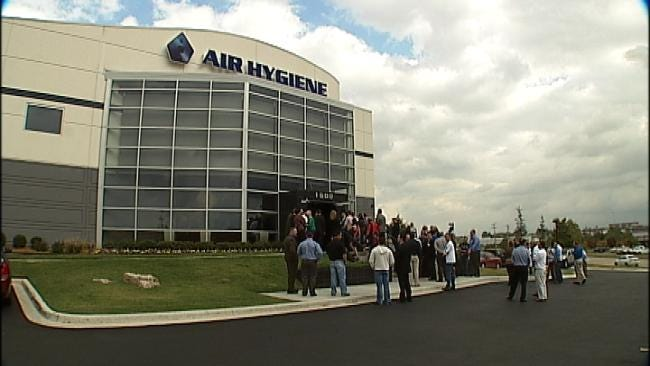 Air Hygiene Brings New Potential Jobs To Broken Arrow