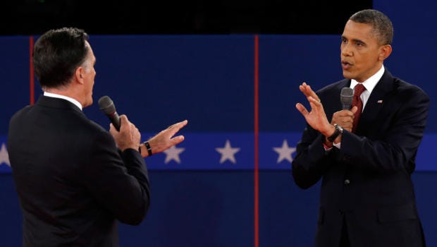 Presidential Candidates Fan Out After Combative Debate