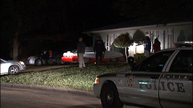 Shooter Targets North Tulsa Home Twice In One Night