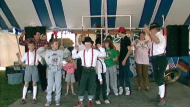From The KOTV Vault: Tulsa Oktoberfest Through The 1980s
