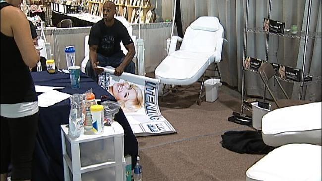 Dental Board Shuts Down Tulsa Fair Teeth Whitening Booth