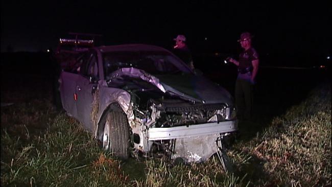 Coweta Man Killed In Rogers County Wreck