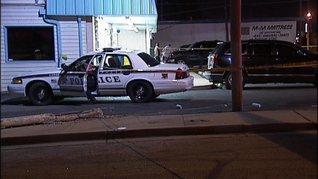 Tulsa Man Arrested For Firing Multiple Shots In Nightclub Parking Lot