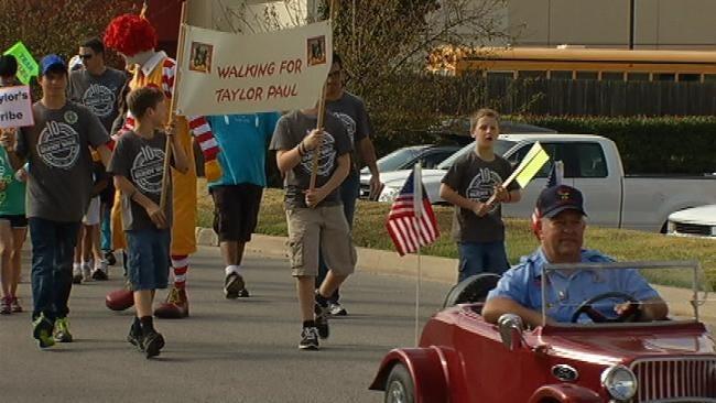 Tulsa's Buddy Walk Raises Awareness For Down Syndrome