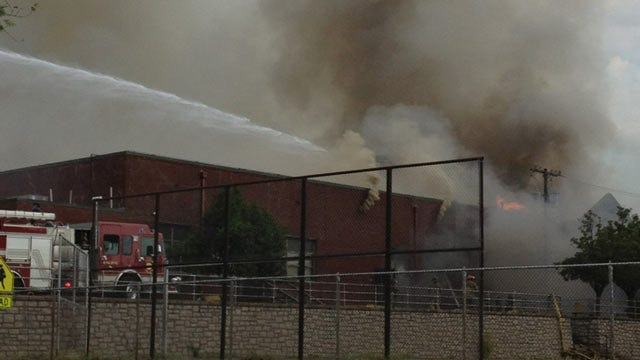 2 More Firefighters Return To Work After Sustaining Injuries In School Blaze
