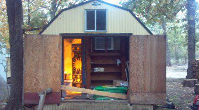 Deputies Raid Rogers County Marijuana Grow House