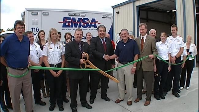 New EMSA Hub Opens In Bixby