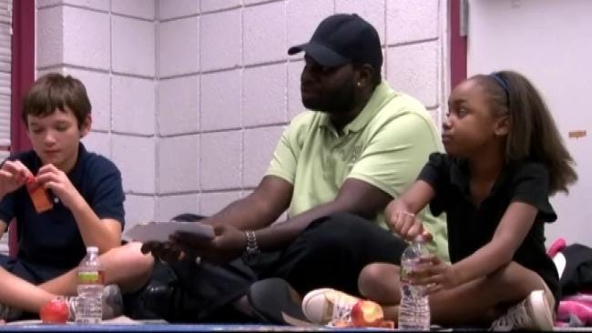 New Hope Oklahoma Gives Guidance To Kids With Parents In Prison
