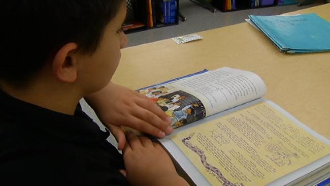 Tulsa Public Schools Vow To Tackle Dismal Reading Scores