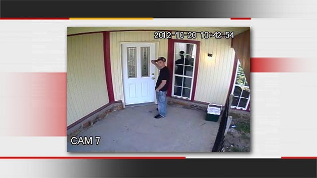 Catoosa Police Need Help Identifying Burglary Suspect