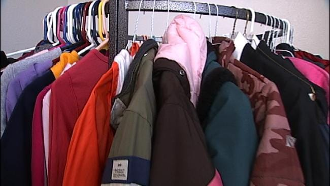 Claremore Outreach Program Helps Clothe Students For Winter