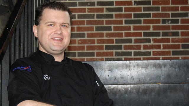 NEO's Executive Chef Ready To Return To Work After Brain Surgery