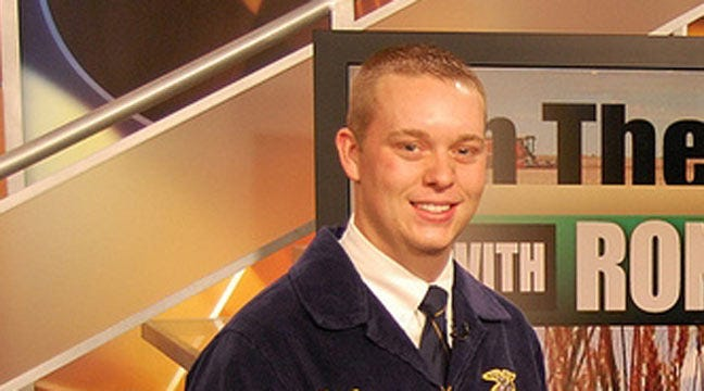 OSU Student From Owasso Candidate For FFA National Officer