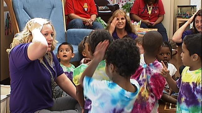 TPS Opens Tulsa's Third Educare School