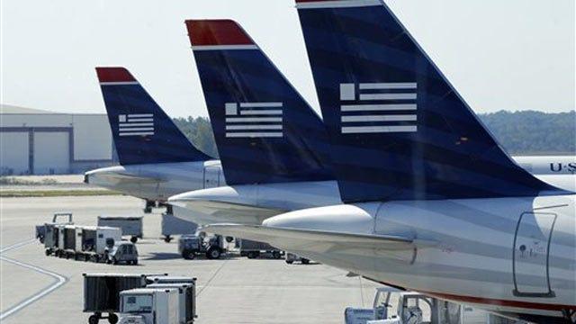 US Airways Reports Record Third Quarter Profits