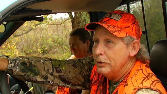 Hunters Take Part In Special Sequoyah Wildlife Refuge Deer Hunt