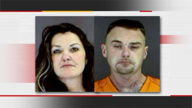 Muldrow Couple Arrested Allegedly Printing Counterfeit Money