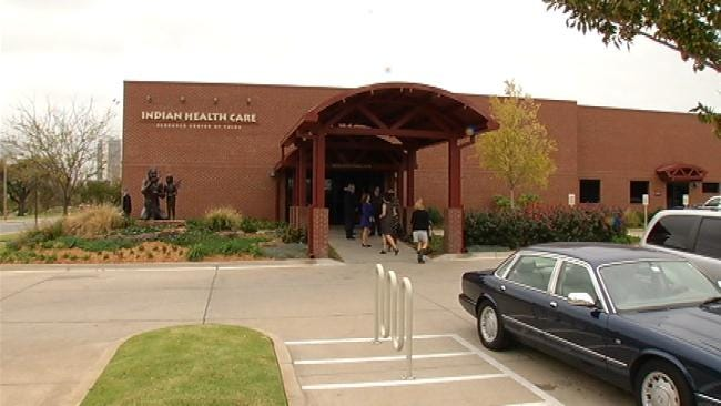 Tulsa Indian Health Care Resource Center Dedicates Building Expansion