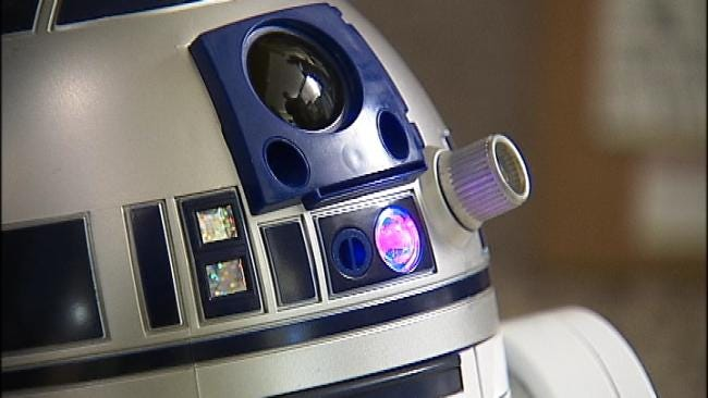 Tulsa Tech Company Employs Office Helper From A Galaxy Far, Far Away
