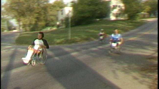From The KOTV Vault: Tulsa Run Coverage From The 1980s