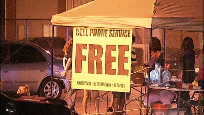 Live Chat At Noon On Government-Sponsored Cell Phone Fraud