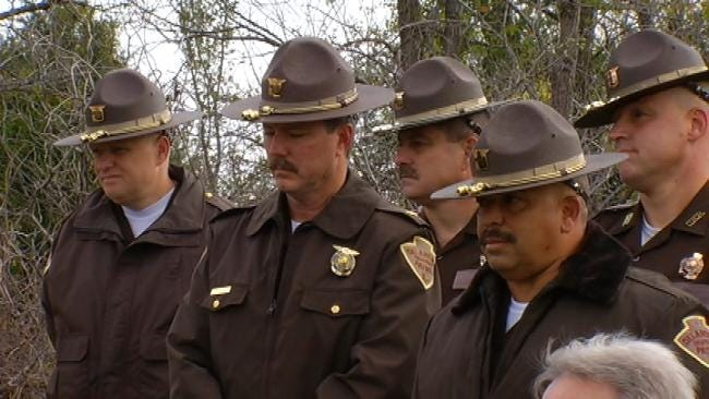 Stretch Of Highway 75 Dedicated To OHP Trooper Killed In 2006 Crash