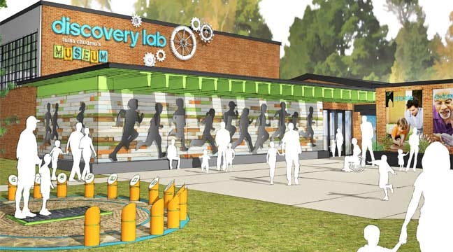 Tulsa Children's Museum Announces Discovery Lab Lease Agreement