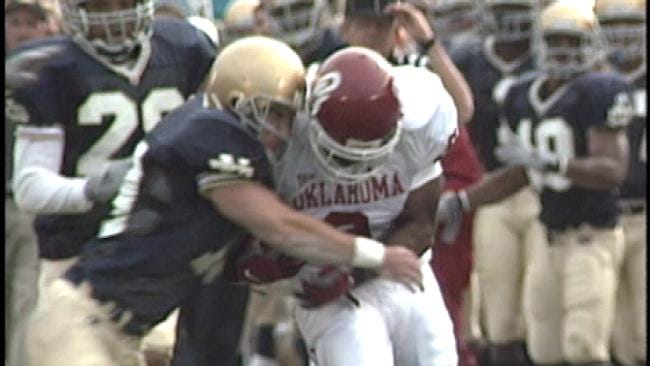 Tulsa Native, Notre Dame Alum Travels To Norman For OU Match-Up
