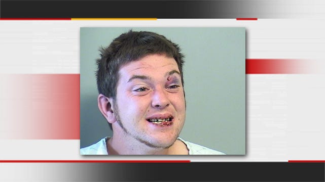 Skiatook Man Jailed For Assault And Battery On Police