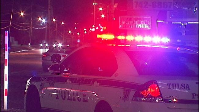 Woman Killed Crossing Tulsa Street
