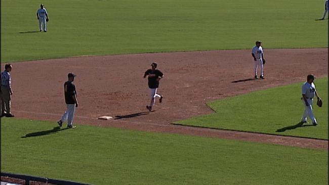 Tulsa Jail Inmates Take On Deputies In Charity Softball Game