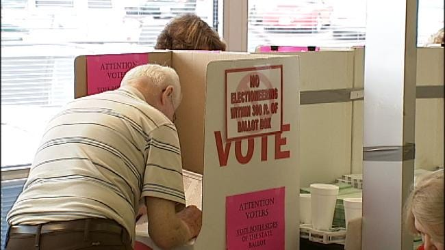 Could Hurricane Sandy Affect Election Day In Oklahoma?