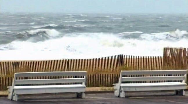 Hurricane Sandy Threatening Millions On East Coast