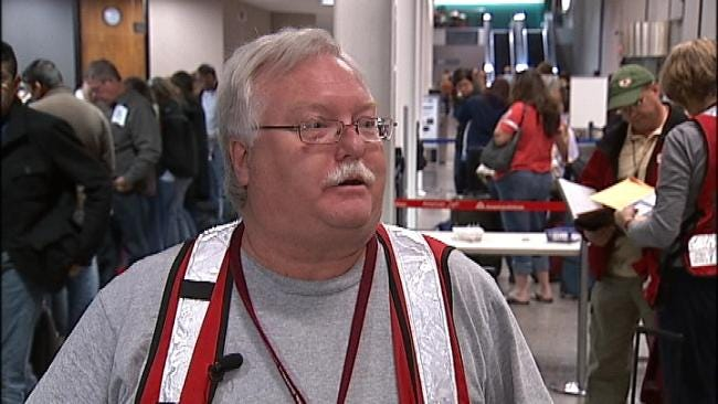 Oklahomans Head East To Help With Hurricane Sandy Aftermath