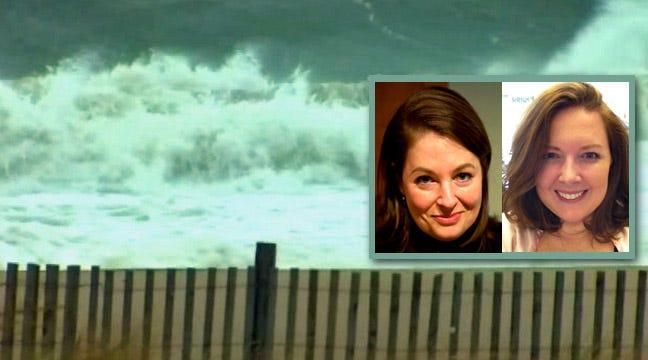 Oklahomans Tweet Their Experiences In Path Of Hurricane Sandy