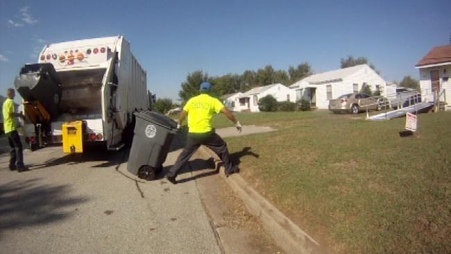 Tulsa's New Trash Plan Still Being Tweaked
