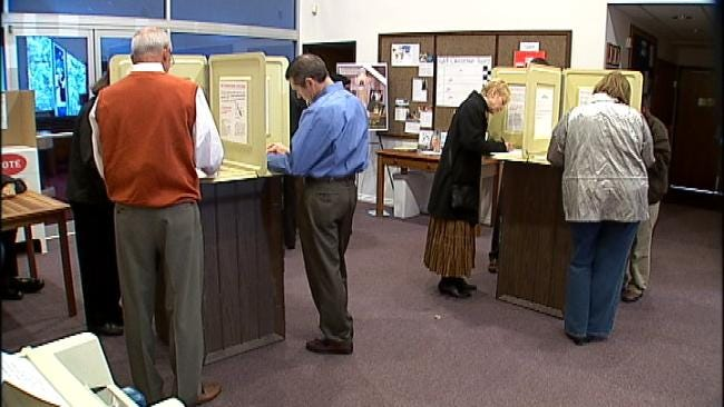 Early Voting Begins Friday, Last Day For Absentee Ballots Wednesday
