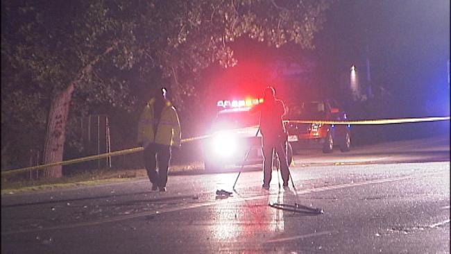Police Identify Bicyclist Killed Late Monday Night In West Tulsa