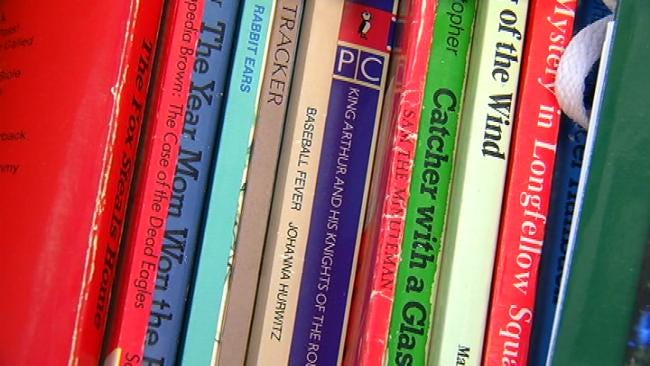 Tulsa Volunteer Group Wants Your Used Books
