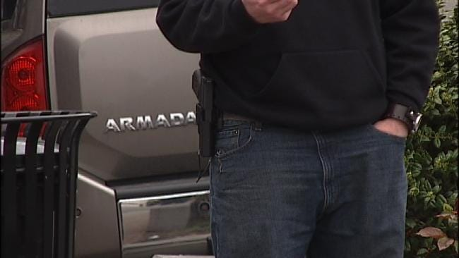 Authorities Answer Questions About Oklahoma's New Open Carry Law