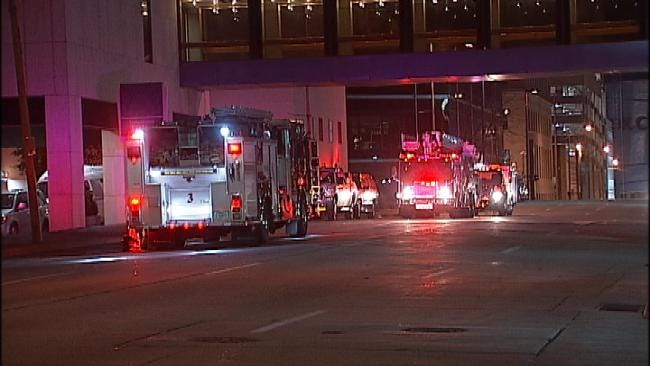Downtown Tulsa Hotel Evacuated After Fire Alarms Sound