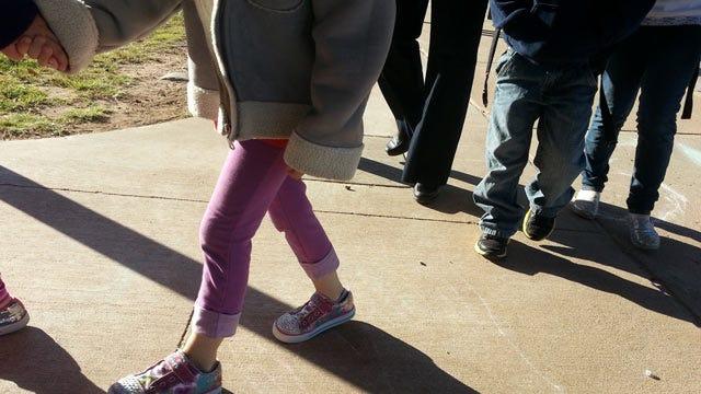Gas Leak Prompts Bixby School Evacuation